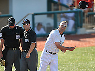 River City Rascals at Lake Erie Crushers. Frontier League baseball action at All Pro Freight Stadium in Avon, Ohio.