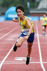 Boys One Mile Run, age 11-14, <br /> 2019 Adrian Martinez Track Classic