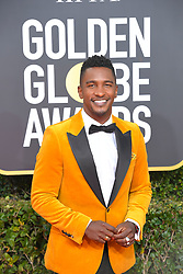 January 6, 2019 - Los Angeles, California, U.S. - Jan 6, 2019 - Beverly Hills, California, U.S. - Scott Evans during red carpet arrivals for the 76th Annual Golden Globe Awards at The Beverly Hilton Hotel..(Credit: © Kevin Sullivan via ZUMA Wire) (Credit Image: © Kevin Sullivan via ZUMA Wire)