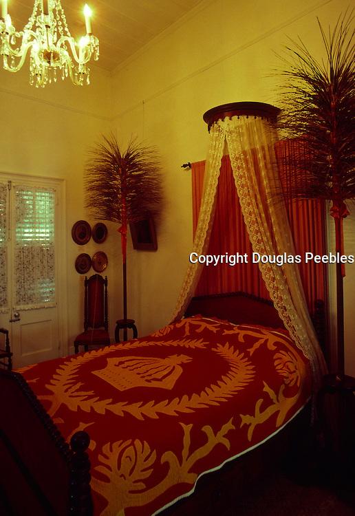 Queen Emma's Summer Palace, Honolulu, Hawaii<br />