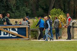Demeersman Dirk, BEL<br /> European Championship Children, Juniors, Young Riders - Fontainebleau 1028<br /> © Hippo Foto - Dirk Caremans<br /> Demeersman Dirk, BEL