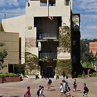 Arthur Ashe Student Center