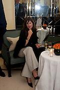 INDIA JANE BIRLEY, Book launch of Lady Annabel Goldsmith's third book, No Invitation Required. Claridges's. London. 11 November 2009
