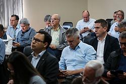 Reunião da Câmara Setorial do Arroz, durante a 42ª Expointer, que ocorre entre 24 de agosto e 01 de setembro de 2019 no Parque de Exposições Assis Brasil, em Esteio. FOTO: André Feltes / Agência Preview