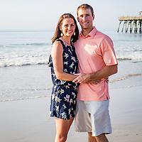 Kara Family Beach Portraits, Myrtle Beach State Prk