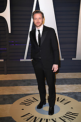 James McAvoy attending the 2019 Vanity Fair Oscar Party hosted by editor Radhika Jones held at the Wallis Annenberg Center for the Performing Arts on February 24, 2019 in Los Angeles, CA, USA. Photo by David Niviere/ABACAPRESS.COM