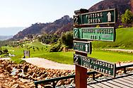 26-07-2016 Foto's persreis Golfers Magazine met Pin High naar Alicante en Valencia in Spanje. <br /> Foto: La Galiana - goede wegwijzers.