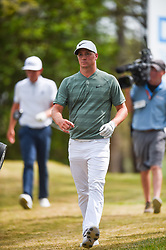 March 24, 2018 - Austin, TX, U.S. - AUSTIN, TX - MARCH 24: Alex Noren walks to the fairway during the quarterfinals of the WGC-Dell Technologies Match Play on March 24, 2018 at Austin Country Club in Austin, TX. (Photo by Daniel Dunn/Icon Sportswire) (Credit Image: © Daniel Dunn/Icon SMI via ZUMA Press)