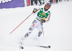 Fritz Dopfer of Germany during 2nd run of Men's Giant Slalom race of FIS Alpine Ski World Cup 57th Vitranc Cup 2018, on 3.3.2018 in Podkoren, Kranjska gora, Slovenia. Photo by Urban Meglič / Sportida