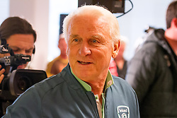 09.09.2013, Ernst Happel Stadion, Wien, AUT, FIFA WM Qualifikation, Oesterreich vs Irland, Pressekonferenz Irland, im Bild Giovanni Trapattoni (Trainer Irland)// during an Irish Press Conference for the FIFA World Cup Qualifier Match between Austria (AUT) and Irland (IRL) at the Ernst Happel Stadion, Vienna, Austria on 2013/09/09. EXPA Pictures © 2013, PhotoCredit: EXPA/ Sebastian Pucher