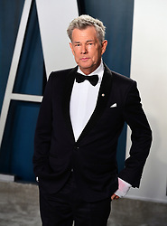 David Foster attending the Vanity Fair Oscar Party held at the Wallis Annenberg Center for the Performing Arts in Beverly Hills, Los Angeles, California, USA.