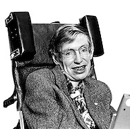 Stephen Hawking for Focus Magazine Germany
