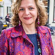 NLD/Naarden//20170414 - Matthaus Passion in de grote kerk van Naarden, Edith Schippers