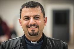 28 February 2020, Jerusalem: Rev. Fursan Zumot, pastor of the Jerusalem congregation of the Evangelical Lutheran Church in Jordan and the Holy Land.