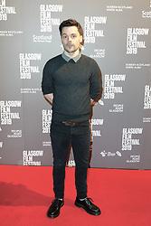 "Glasgow Film Festival, Sunday 3rd March 2019<br /> <br /> UK Premiere of ""Beats""<br /> <br /> Pictured: Ross Mann (Actor)<br /> <br /> Alex Todd   Edinburgh Elite media"