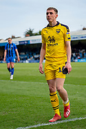 Oxford United forward Gavin Whyte (16) during the EFL Sky Bet League 1 match between Gillingham and Oxford United at the MEMS Priestfield Stadium, Gillingham, England on 9 March 2019.