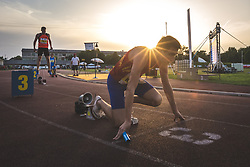 competes during day 1 of Slovenian Athletics Cup 2019, on June 15, 2019 in Celje, Slovenia. Photo by Peter Kastelic / Sportida