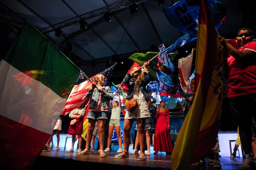 20-08-2016 santander<br /> Feria Naciones<br /> <br /> Fotos: Juan Manuel Serrano Arce