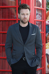 Ewan McGregor attends the European premiere of Christopher Robin at the BFI Southbank in London.