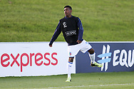 Jean Freddi Pascal Greco of Italy (16) during the UEFA European Under 17 Championship 2018 match between Israel and Italy at St George's Park National Football Centre, Burton-Upon-Trent, United Kingdom on 10 May 2018. Picture by Mick Haynes.