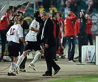 Fotball<br /> VM-kvalifisering<br /> 03.09.2005<br /> Polen v Østerrike<br /> Foto: Wrofoto/Digitalsport<br /> NORWAY ONLY<br /> <br /> PAWEL JANAS after the match