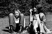 Roy Harper and Nancy