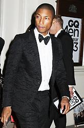 Pharrell Williams, GQ Men of the Year Awards 2013, Royal Opera House, London UK, 29 August 2013, (Photo by Brett D. Cove)