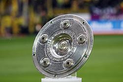 FUSSBALL: Deutschland, 1. Bundesliga, Dortmund, 14.05.2011<br />Illustration, Meisterschale, Pokal<br />© pixathlon