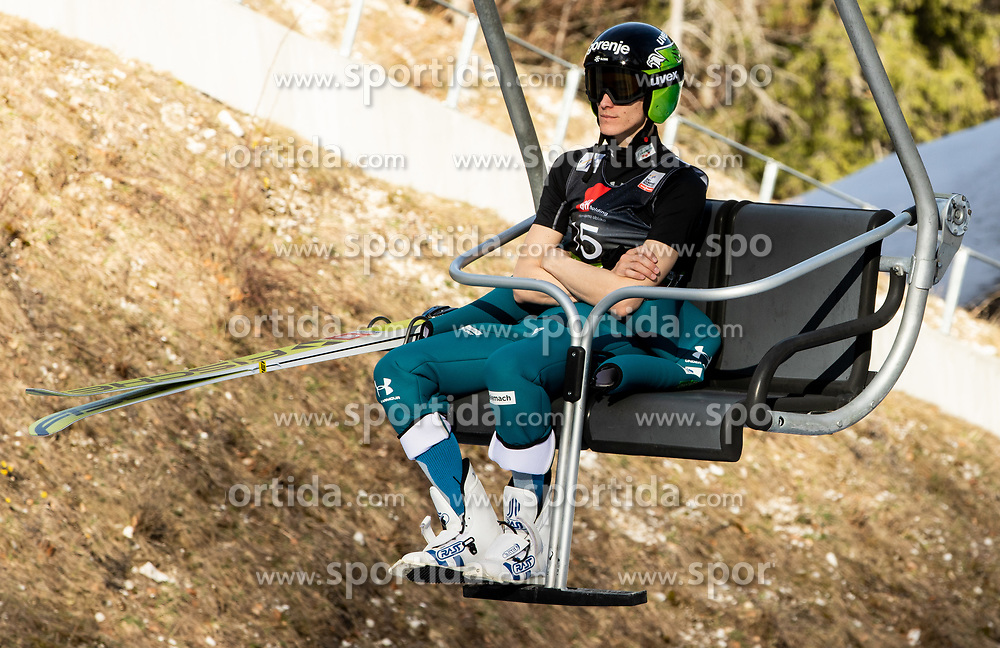 Peter Prevc (SLO) during the Ski Flying Hill Individual Competition at Day 2 of FIS Ski Jumping World Cup Final 2019, on March 22, 2019 in Planica, Slovenia. Photo by Masa Kraljic / Sportida
