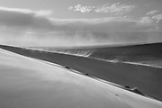 Eureka Valley.  Death Valley National Park.  California. April, 2018.