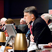 """The 9/11 Commission's 12th public hearing on """"The 9/11 Plot"""" and """"National Crisis Management"""" was held June 16-17, 2004, in Washington, DC."""