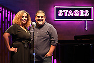Stages Theatre. Jasminne and Lupe Mendez. 8.20