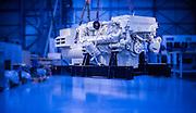 MAN Marine Diesel Engine