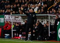 Football - 2019 / 2020 Premier League - Burnley vs. Arsenal<br /> <br /> Arsenal manager Mikel Arteta, at Turf Moor.<br /> <br /> <br /> COLORSPORT/ALAN MARTIN