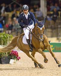 Pessoa Rodrigo (BRA) - Night Train<br /> Winter Equestrian Festival - Week IX <br /> Winner Rolex World Cup Qualifier <br /> CSI Wellington 2010<br /> © Hippo Foto - Cealy Tetly