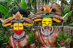 Huli Wigmen, Mount Hagen, Papua New Guinea