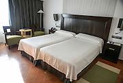 hotel at Malaga, Andalusia, Spain