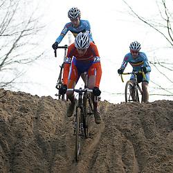 Mathieu van der Poel kende een moeilijke start