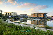 Invest Telford photography. Telford Southwater photography 2018. Picture by Shaun Fellows / Shine Pix