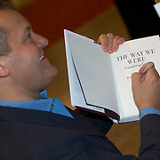 """The late Princess Diana's butler, Paul Burrell, promoting his second tell-all book on Diana """"The Way We Were"""" at Glasgow Waterstone's bookstore, october 2006<br />"""