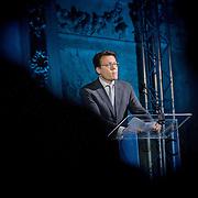 NLD/Amsterdam/20151202 - Koninklijke Familie bij uitreiking Prins Claus Prijs 2015, prins Constantijn