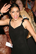 Michelle Rodriguez.The Recruit Premiere.Arclight's Cinerama Dome.Tuesday, January 28, 2003 .Los Angeles, CA, USA.Photo By Celebrityvibe.com/Photovibe.com..
