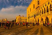 Venice Carnival (Carnevale di Venezia), Venice, Italy.