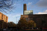 Exterior of Tate Modern gallery in London, England, United Kingdom. (photo by Mike Kemp/In Pictures via Getty Images)