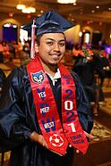 YES PREP. West Graduation. 2021