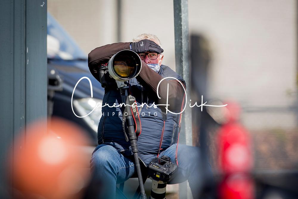 Caremans Dirk, BEL, <br /> CDI3* Opglabbeek<br /> © Hippo Foto - Sharon Vandeput<br /> 24/04/21
