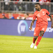 EAST HARTFORD, CONNECTICUT- October 16th:   Christian Ramos #15 of Peru in action during the United States Vs Peru International Friendly soccer match at Pratt & Whitney Stadium, Rentschler Field on October 16th 2018 in East Hartford, Connecticut. (Photo by Tim Clayton/Corbis via Getty Images)