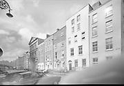 Views of Molesworth St & 45 Kildare St.17/09/1968