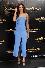 Madrid: Presentation Of Spider-Man: Homecoming - 14 June 2017