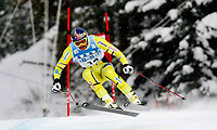 ALPINE SKIING - WORLD CUP 2011/2012 - LAKE LOUISE (CAN) - 26/11/2011 - PHOTO : MARCO TROVATI / PENTAPHOTO / DPPI - MEN DOWNHILL - Aksel Lund Svindal (Nor)